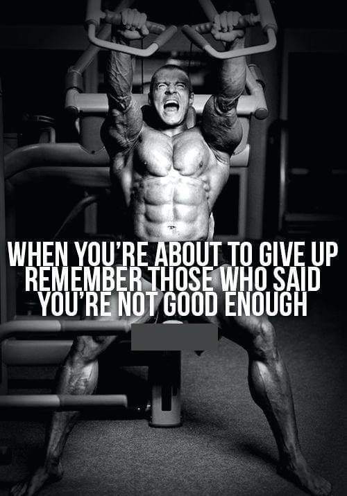 gym inspirational quotes 11