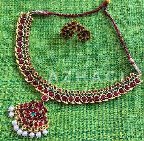 Azhagi artificial jwellery