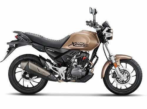 hero motocorp bike
