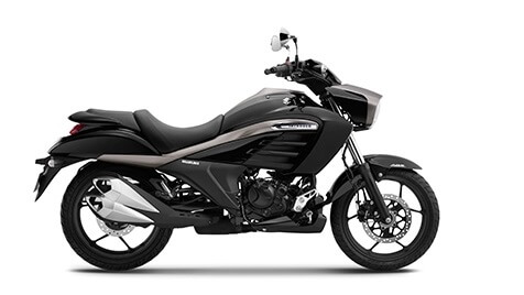 Suzuki India bike