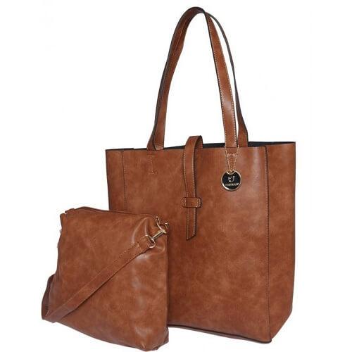 Fur Jaden woman bag