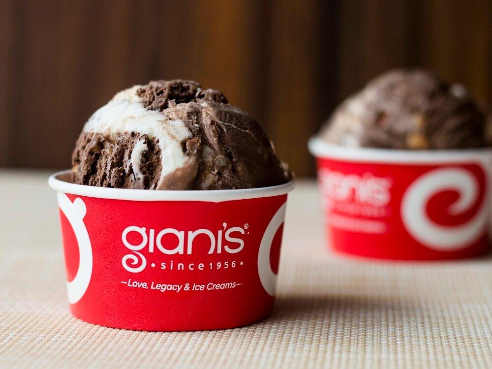 Giani's icecream