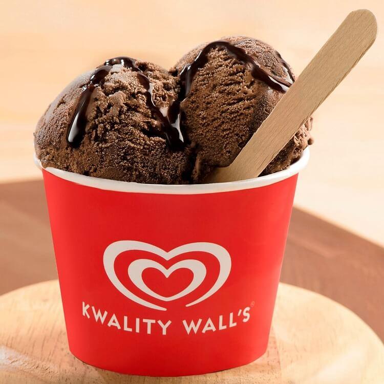 Kwality Walls icecream