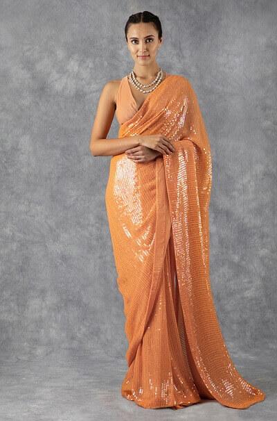 Manish Malhotra Sarees in India
