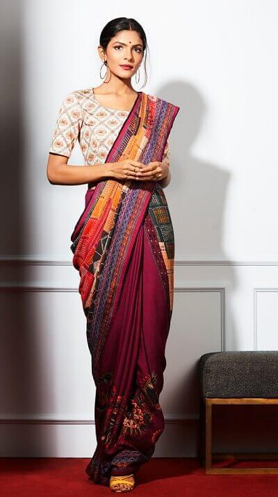 Ritu Kumar Sarees in India