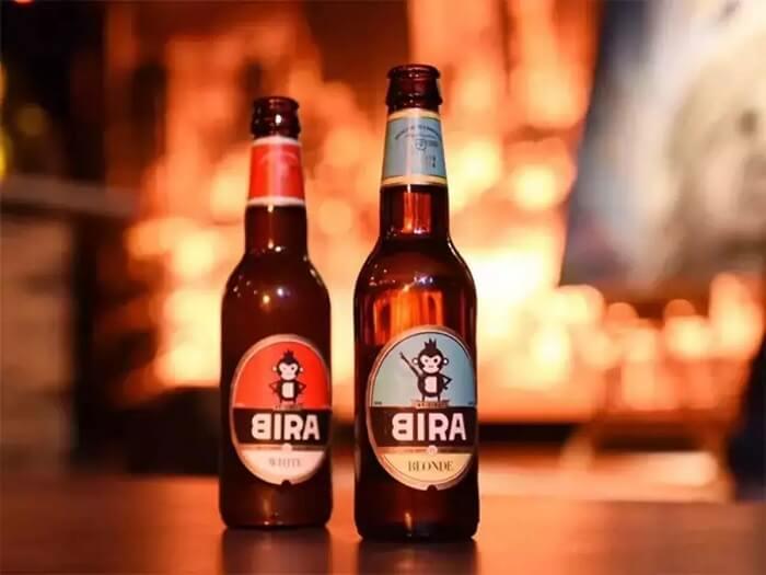 Bira beer brand in india