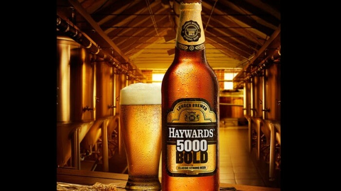 Haywards beer brand in india
