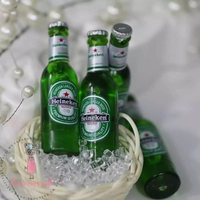 Heineken beer brand in India