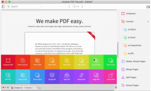splitting pdf