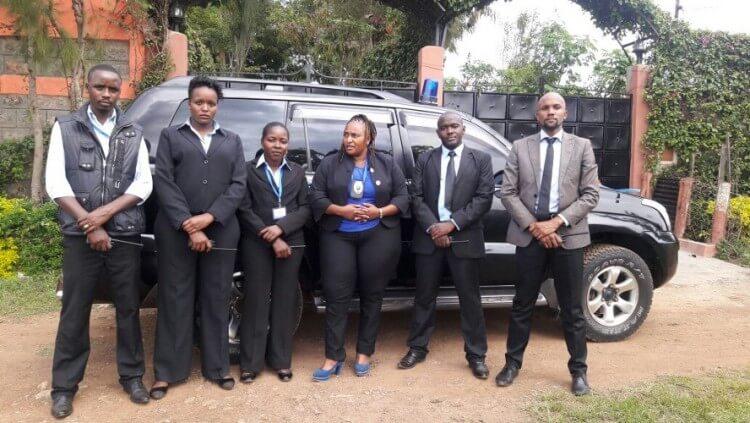 William Ruto's meeting with detective Jane Mugo raises eyebrows