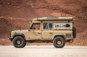 Reasons to Travel in a Land Rover